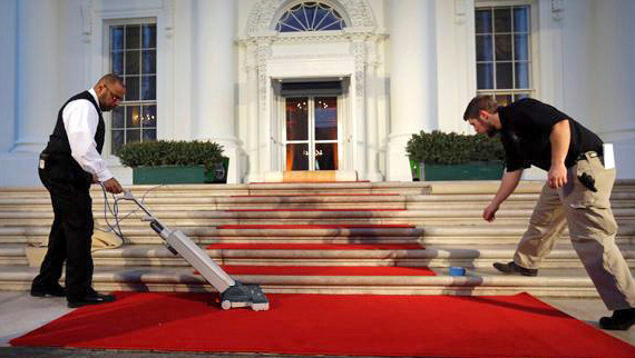 What Vacuum Cleaner Does The White House Use?