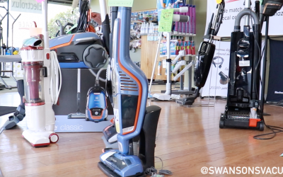 Tour The Newly Expanded Showroom at Swanson's Discount Vacuum
