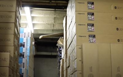 How Swanson's Massive Warehouse Overcomes The Supply Chain Crisis